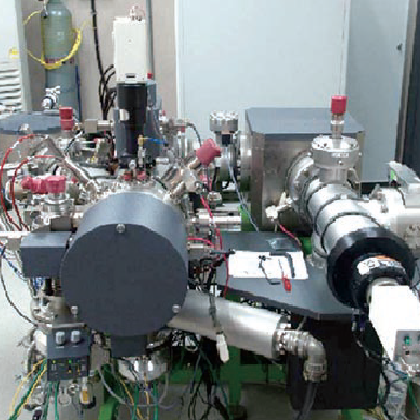 D-SIMS (Dynamic Secondary Ion Mass Spectrometry) 사진
